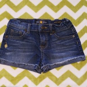 Lucky Brand Riley Jean Shorts Size 6X HS